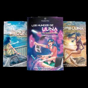 Trilogía Los mundos de Luna